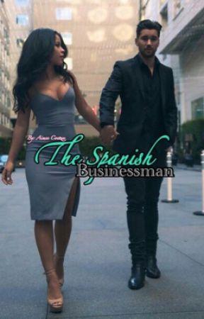 The Spanish Businessman. by purplefavim