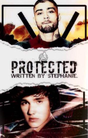Protected | marvel ziam au
