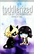 Toddlerized +MariChat+ by SacredMarichat_