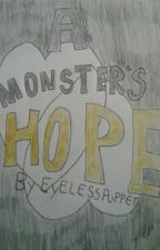A Monster's Hope Undermafia Sans X Reader #Wattys2016 by clarathesketchywolf