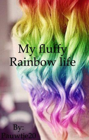 My fluffy Rainbow life by Pauwtje20