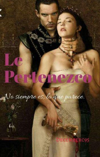 LE PERTENEZCO -(Editando)