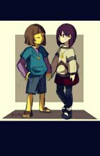 Frisk X Chara X Reader  by immortalpheinx