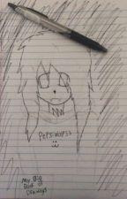My Big Book Of Drawings  by pepsiwolf33
