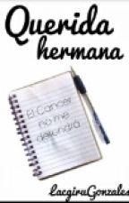 Querida Hermana (Pausada) by LachiruGonzalez