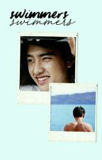 Swimmers ❀ {d. kyungsoo} by heyhxpe
