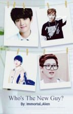 Whos the new guy? (Vkook) [Completed] by Immortal_Alien