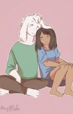 ¿Solo hermanos? (Frisk x asriel) by soysolootrolector