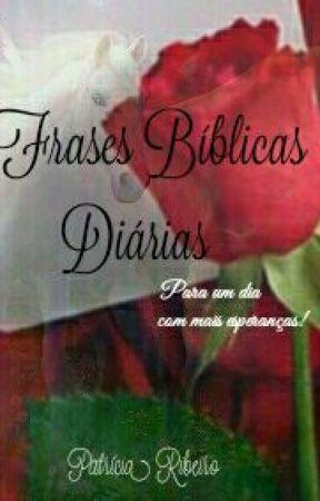 FRASES BÍBLICAS by pattyribeiro121