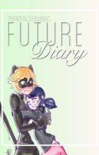 MariNoir / Future Diary by marmaladebubbles