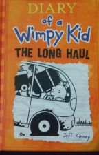 DIARY OF THE WIMPY KID by CarlLenny