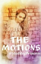 The Motions >>Status Book by MaddogPrincess