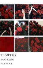 flowers :・゚✧ egobang by ninjasexparker