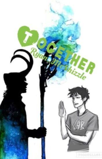 Together- a Poki one shot (Percy/Loki)