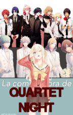 La compositora de Quartet Night » Tokiya Ichinose by bakandasgirl