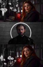 Chris Evans x Elizabeth Olsen by spidermanfangirl_