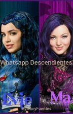 Whatsapp Descendientes by JocyFuentes