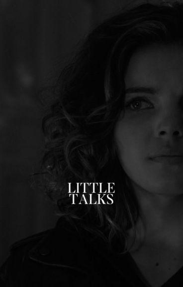Little Talks ▹ Tom Holland