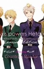 Hetalia! Country x Reader (Lemons) by indigoflamingo