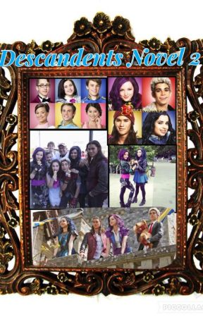 The Descendents Novel 2: The New Life [Discontinued} by Fanfiction-Hipster