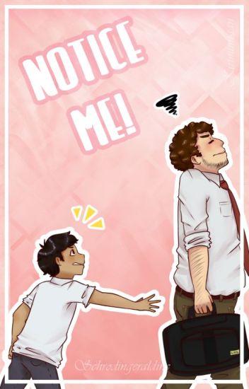 """""""Notice me..."""" (GOTH)"""