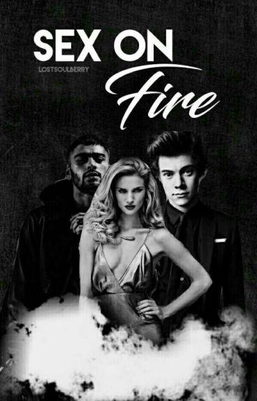Sex on Fire // h.s