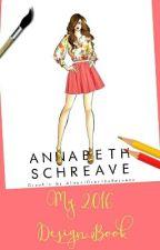My 2016 Design Book by AnnabethSchreave