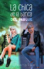 ★jelsa★ La Chica De La Banca Del Parque by ladyCatBlue