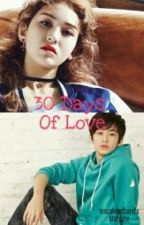 30 days of love →marklee&somi← by toscaheadband