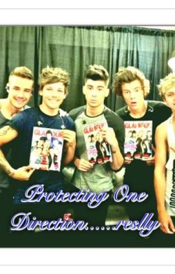 Protecting One Direction......Really?(One Direction/Harry Styles Fanfiction)*complete* ✔