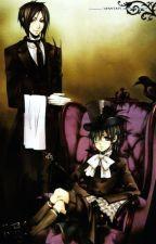 ♠ Zaklęta | Kuroshitsuji ♠ by _Akyia_