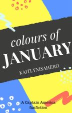 the Colours of January // Steve Rogers by kaitlynisahero