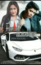 Female Racer (New Version) by mikadk
