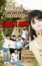 1 Week na Julalay ng Bangtan?! | SHORT STORY by Kookielogy