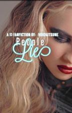 People lie (adopted by 1D) by -voidkitsune