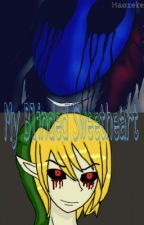 My Blinded Sweetheart BEN Drowned/Eyeless Jack Love Story by MaskyisOMG