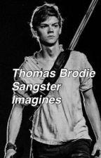 Thomas Brodie Sangster Imagines  by dtkljv