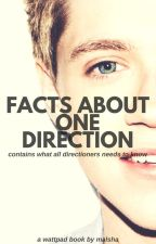 Facts About One Direction by itsveedikulus
