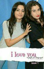I love you by larryorgut