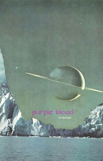 purple blood