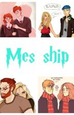 Mes ships by gold_hope