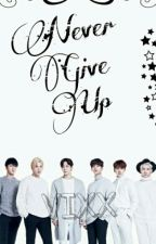 Never Give Up  ||VIXX by jarzynqa