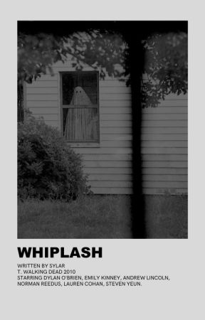 ⠀⠀whiplash,  the walking dead. by cryvvolf