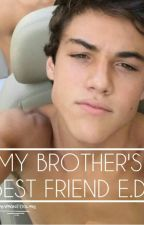 My Brother's Best Friend E.D by bruissex