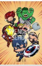 Avengers School [CZ] by tessrez