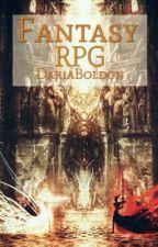 Fantasy RPG by DakiaBoldon