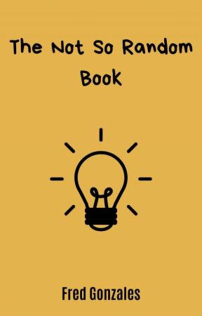 The Not So Random Book by msmorenita