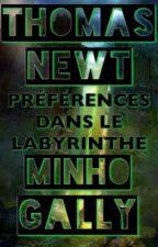 Préférences dans le labyrinthe  by I_Just_Love_Bowls