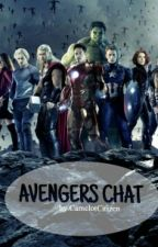 AVENGERS CHAT by CamelotCitizen