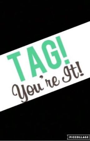 Tag! You're it! by kaixal